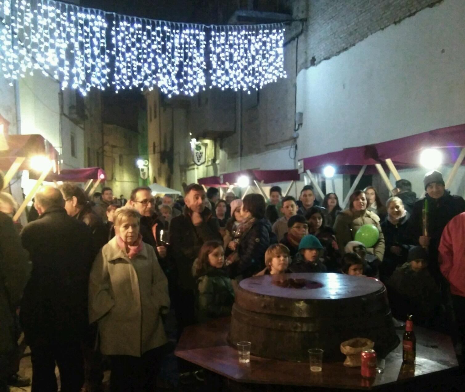 Els dies 8 i 9 de desembre, el nucli antic de Tivissa acollirà la VI edició de la Fira de Nadal