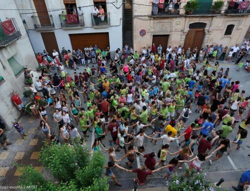 El Correfoc i la Dansa de Tivissa declarades festes culturals i tradicionals d'interès comarcal