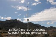 Estació Metereologica automatica de Tivissa