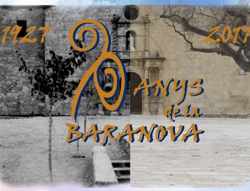 90 anys de la Baranova