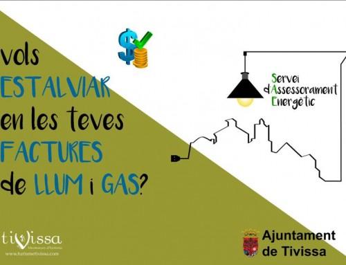 Nou servei d'assessorament energètic gratuït pels veïns i empreses de la vila