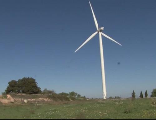 """Segons ACN: """"Tivissa s'ofereix a acollir els parcs eòlics"""""""
